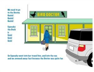 BIRD-DOCTOR